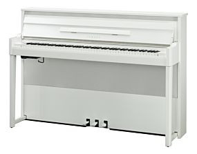 Yamaha Avantgrand NU-1X Polished White Digital Piano