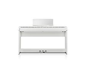 Kawai ES-520 White with Complete Setup (HM-5 + F-302)