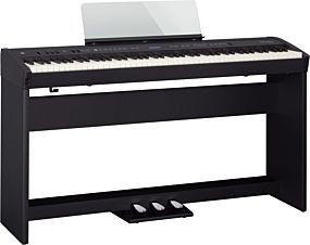 Roland FP-60 Black Set (KSC-72 + KPD-90)