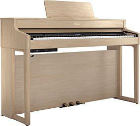Roland HP-702 Light Oak Digital Piano