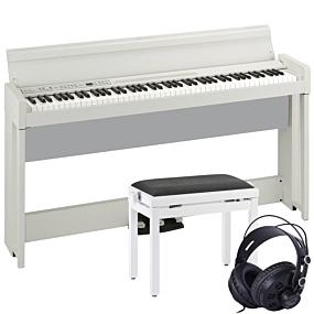 Korg C1 AIR Valkoinen Digital Piano Pakettitarjous