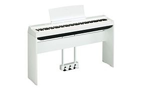 Yamaha P-125 White Set (L-125 + LP-1)
