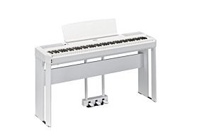 Yamaha P-515 White with Complete Setup (LP-1 + L-515)
