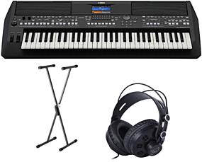 Yamaha PSR-SX600 Arranger Keyboard Pakettitarjous
