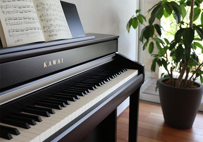 CA-78 - konserttiflyygelin autenttisuus vaativimmallekin pianistille