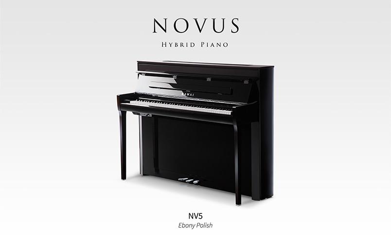 Kawain uusi Novus NV5