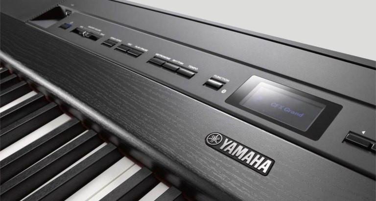 Yamaha P-515 Portable Digital Piano - Uutuus