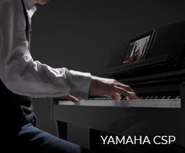 Yamaha Clavinova CSP