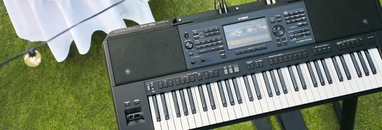 Yamahan uudet PSR-SX700 ja PSR-SX900